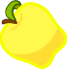 Yellow Apple Image