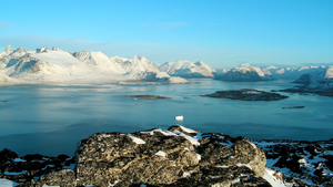 Greenland Scenery Image