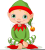 Elf Clipart Christmas Image