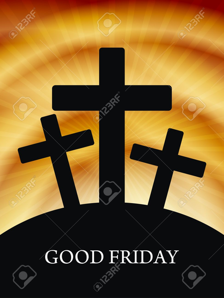 Religious Good Friday Clipart Free Images At Clker Com