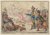 Exit Libertè A La Francois! Or Buonaparte Closing The Farce Of Egalité, At St. Cloud Near Paris Novr. 10th 1799  / Js. Gillray Inv  & F . Image