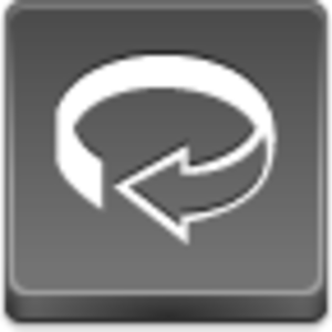 Free Grey Button Icons Rotate D Image