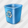 Icon Recycle Bin 2 Image
