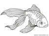 Free Cartoon Fish Clipart Image