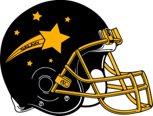 Black Helmet Galaxy Stars Cut Image