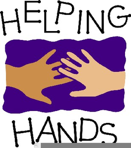 free clipart of helping hands free images at clker com vector rh clker com helping hands clip art images helping hands clip art images
