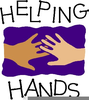 Free Clipart Of Helping Hands Image