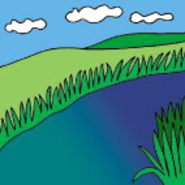 River Clip Art imageRiver Clipart