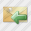 Icon Email Receive Image