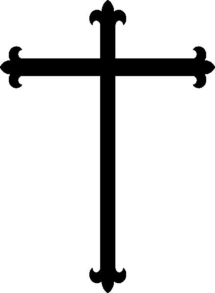 black cross clip art at clker com vector clip art online royalty rh clker com