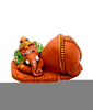Sleeping Ganesha Idol Image