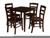 Dining Room Clipart Free Image
