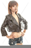 Clipart Leather Jacket Image