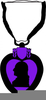 Purple Heart Clipart Military Image