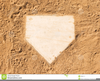 Clipart Sliding Into Home Plate Image