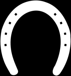 Clipart Horse Shoe Outline