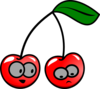 Animated Cherries Clip Art