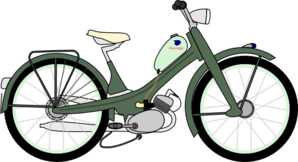Bicycle Clip Art