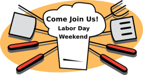 Labor Day 2013 Clip Art