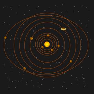 Solar System Clip Art