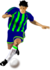 Player Clip Art