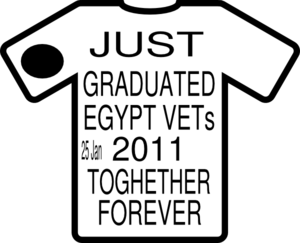 Vet Graduation Photo Clip Art
