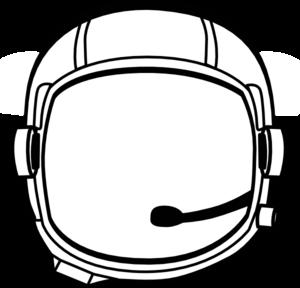 Clipart Helmet 6 on Cartoon Astronaut Clip Art