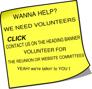 Request For Volunteer Clip Art