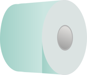 Toilet Paper Cl... Empty Toilet Paper Roll Png