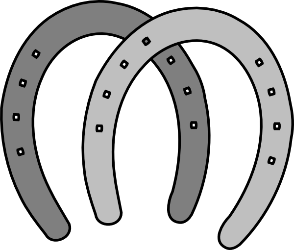 Double Horseshoe Clip Art Images & Pictures - Becuo