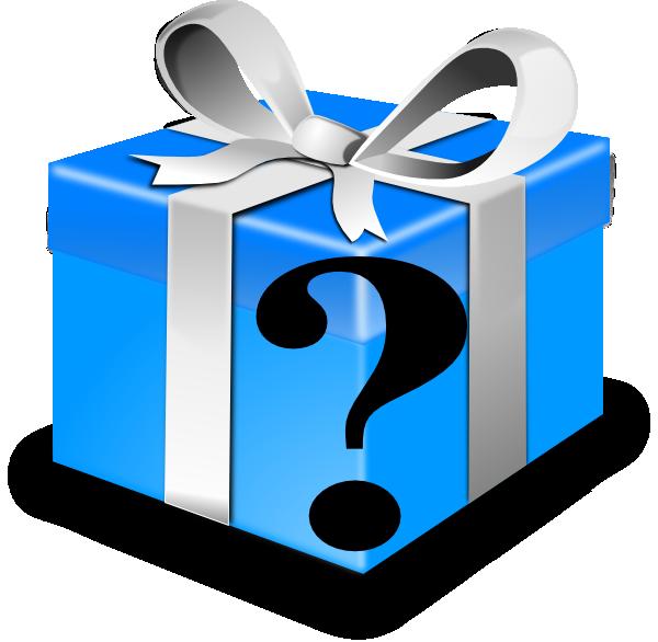 Mystery Box Clip Art at Clker.com - vector clip art online, royalty ...