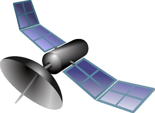 Satelite Clip Art at Clker.com - vector clip art online ...