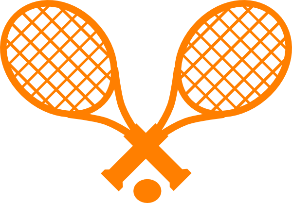tennis racket clip art at clker com vector clip art online rh clker com tennis clip art free download tennis clipart images free black and white