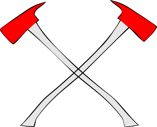 how to draw a two axes crossing