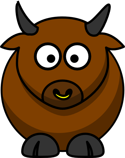 bull clip art at clker com vector clip art online bully clipart bell clipart