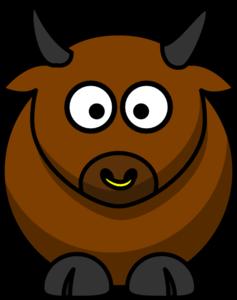 bull clip art at clker com vector clip art online royalty free rh clker com bully clipart bullet clipart