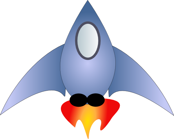 Spaceship Clip Art At Clker.com