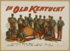 In Old Kentucky Clip Art