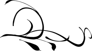 black floral corner vector clip art at clker com vector clip art online royalty free public domain clker