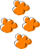 Tigerpaws Clip Art