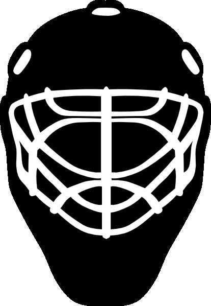 Goalie Mask Clip Art at Clker.com - vector clip art online, royalty ...
