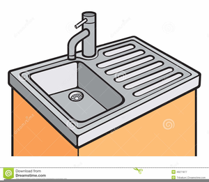 Kitchen Sink Clipart   Free Images at Clker.com - vector clip art ...
