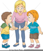 Clipart Children Fighting Image