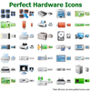 Perfect Hardware Icons Image