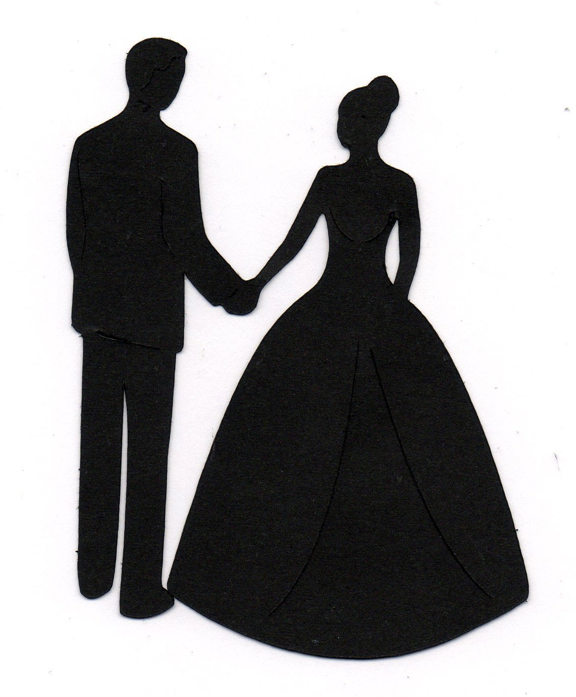 Likely... Husband and wife silhouette have appeared