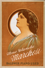 Mme. Blanche Marchesi Presented By H.b. Thearle And J. Saunders Gordon. Image