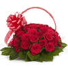 Graceful Love Basket Image