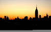 Free Skyline Clipart Image