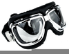 Aviator Goggles Motorcycle Image