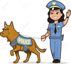 Female Police Officer Clipart Free Image